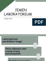 Intruksi Kerja Personal (Laboran)