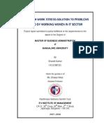 mini project report