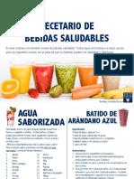 Healthy Beverage Booklet SPA