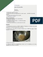 Biscotti de Quinua y Chocolate