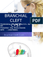 Kista Branchial Cleft
