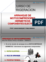 Arranque Motocompresores