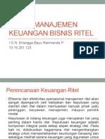 Aspek Manajemen Keuangan
