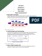 Dynamics 2 Term Paper