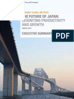 Future of Japan Executive Summary March 2015