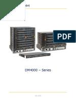 DM4000 Datasheet