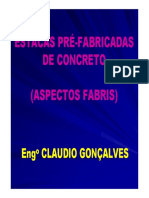 4 Claudio Gonçalves Estaca Pré Moldada
