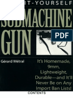 Do It Yourself Sub Machine Gun