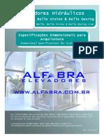 DataSheet Linha Belle R2-2014