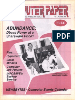 1988-06 the Computer Paper - BC Edition
