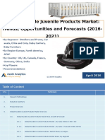 Global Durable Juvenile Products Market