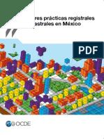 MEJORES PRÁCTICAS REGISTRALES Y CATASTRALES EN MÉXICO OECD.pdf