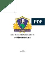 Multiplicador Polícia Comunitária