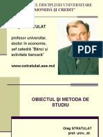 TEMA 1 Obiectul Metoda de Studiu Redactat