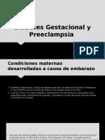 diabetes gestacional y preeclampsia