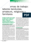 Trabajo Benevolo - Amateur-religioso (1)