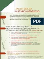 Metodo Historico Redentivo