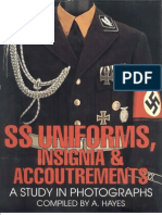 SS Uniforms, Insignia & Accoutrements