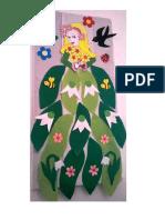 Zana Primavara A4 Si Poster