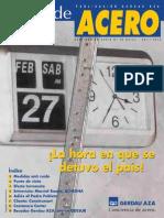 Alma de Acero - Gerdau AZA - 2010 - Marzo