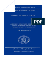 relazione diritti umani