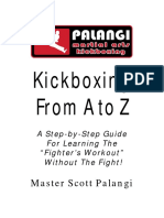Kick Boxing From a to Z