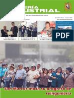 Revista Nº 1 - febrero - marzo de 2016 San Marcos inicia su proceso de reingeniería