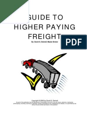 load training ( transportation broker training) | Broker | Cargo