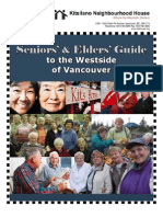 Seniors and Elders Guide to the Westside