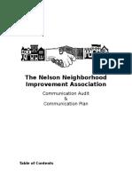 the nelson neighborhood improvement association