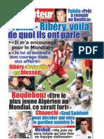 LE BUTEUR PDF du 03/05/2010