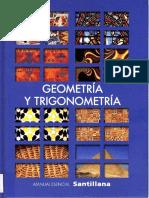 Geometria y Trigonometria - Manual Santillana Esencial