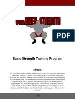 Advanced 5x5-Elliot Hulse pdf | Muscle Hypertrophy | Weight