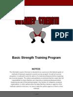 Alan Thrall - Basic Program