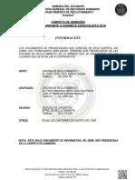 Prospecto Esgrum Especialistas - 2016