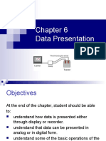 Chapter 6 - Data Presentation