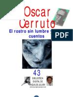 EL ROSTRO SIN LUMBRE Y OTROS CUENTOS, POR OSCAR CERRUTO