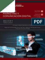 Master Marketing Comunicacion