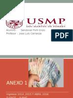 Clasificadores Presupuestarios - Ingresos y Astos 2016 (2)