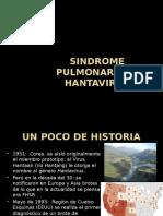 Sindrome Pulmonar Por Hantavirus Caso Clinico