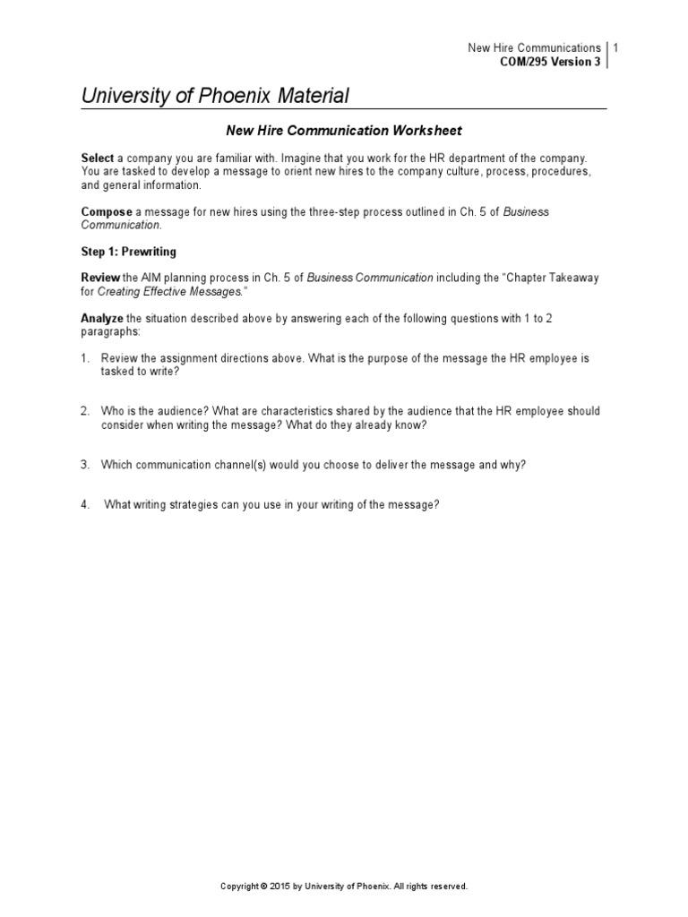 Uncategorized Communication Worksheet new hire communication worksheet semiotics psychology cognitive science