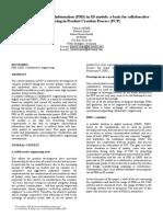 PMI in 3D Models
