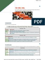 1. Componentes Del SQL