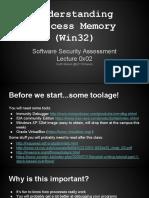 Understanding Process Memory