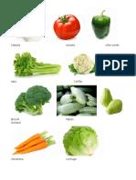 10 Vegetales y 10 Semillas Comestibles