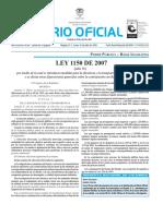 Ley_1150_2007