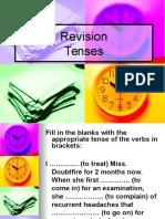 Revision Tenses