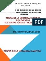 Semana 2 Teoría de La Mecánica Cuántica