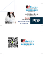 E Realty LilyChenBizcardV2