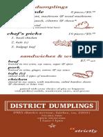 DD Dumpling Front